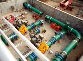 Luggage Point Advanced Water Treatment Plant, Australia