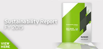 Aurecon Sustainability Report FY2015