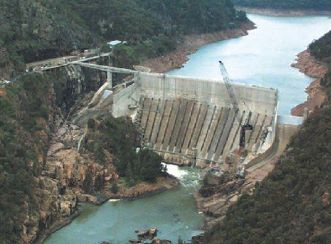 Burrinjuck Hydro Project
