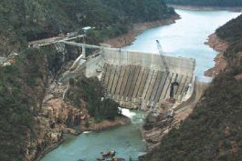 Burrinjuck Hydro Project