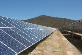 Royalla solar farm, Australia