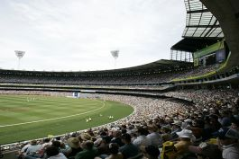 Melbourne Cricket Ground - Game day