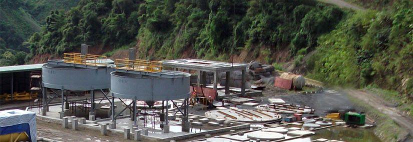 Ban Phuc Nickel Mine process plant