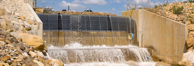 A photo of Bethlehem Hydro Project