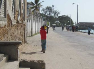 ESIA for Mizingani Seafront Improvement Project