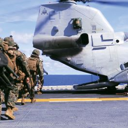 Boarding the plane - Base Engineering Assessments Programme