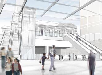 Melbourne Metro - Rail Tunnel