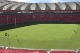 Nelson Mandela Bay Stadium - Grounds