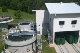 Image Flat Water Treatment Plant Upgrade, Australia