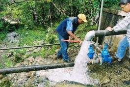 Australia-East Timor Community Water Supply and Sanitation Program