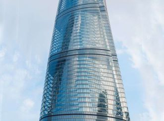 Shanghai Tower in the day