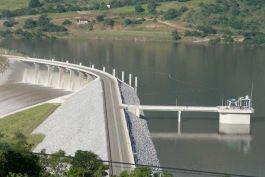 Maguga Dam on the Komati River