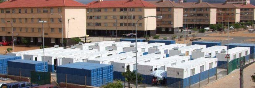 City of Cape Town's CRU Refurbishment Programme