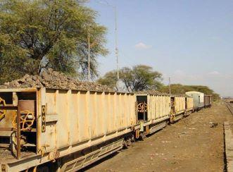 Djibouti - Ethiopia Railway Line