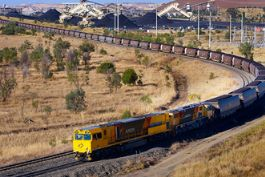 Aurizon coal train