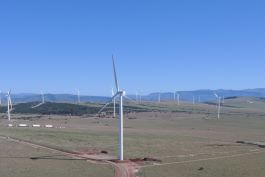 Cookhouse Wind Farm South Africa