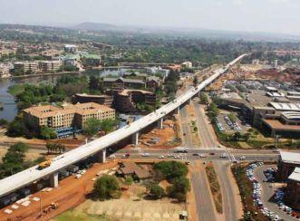 Gautrain Rapid Rail Link