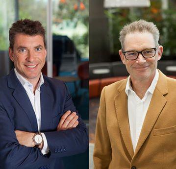Stuart Cassie and Brad McBean, Aurecon