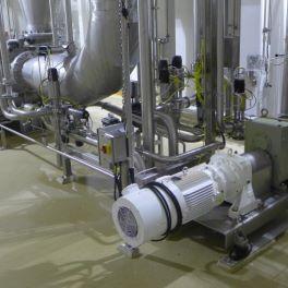 Clandeboye Lactose Evaporator, New Zealand
