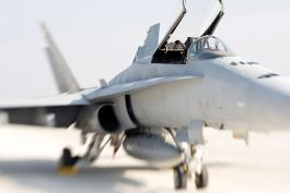 Australian Super Hornet Facilities