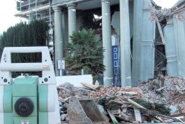 A photo of Post earthquake reconstruction services
