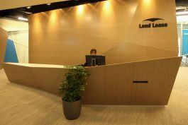 Lend Lease Regional Head Office Fitout